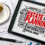 estate planning insurance concept