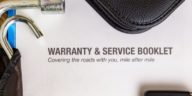 warranty and service booklet